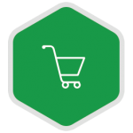 Shop Icon rTown Community Mobile App